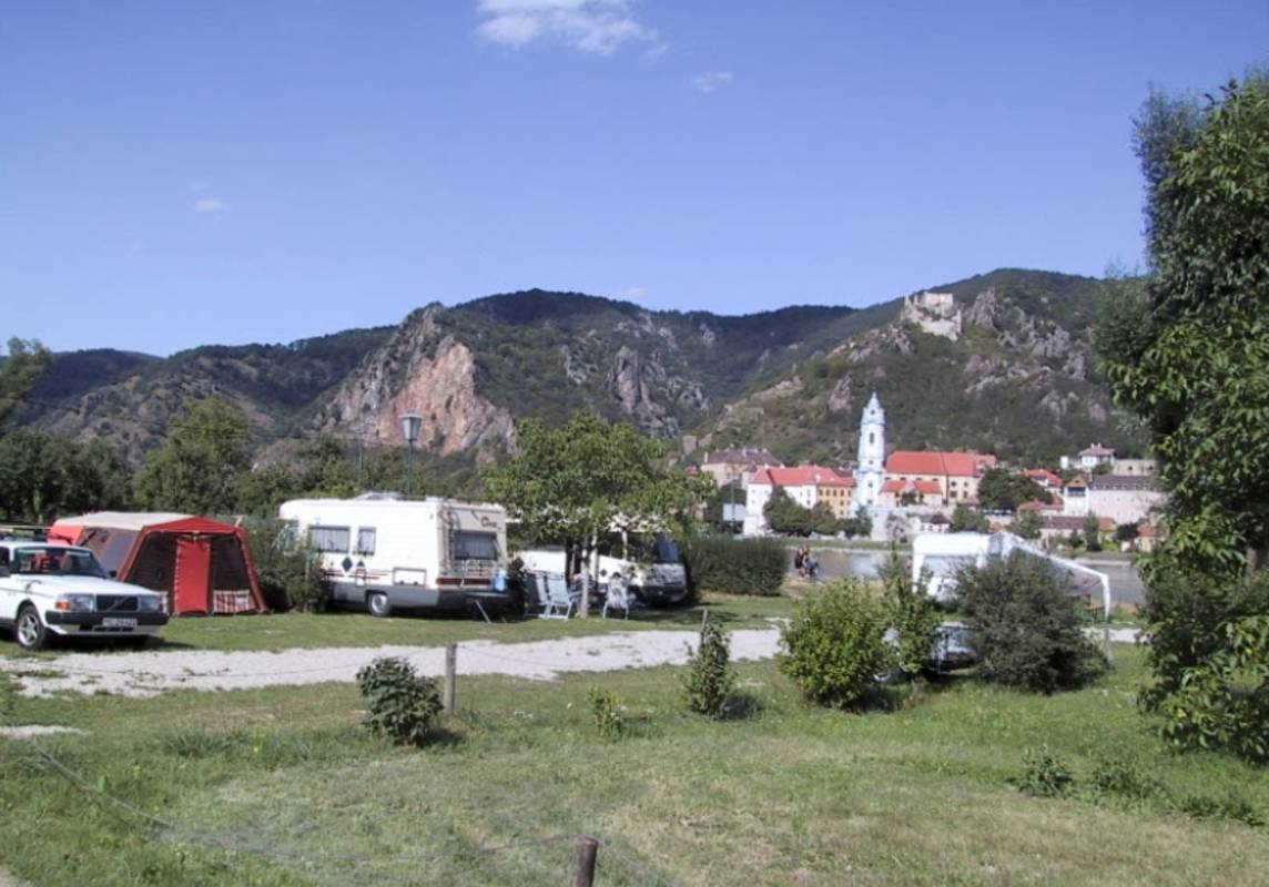 Campingplatz Rossatzbach