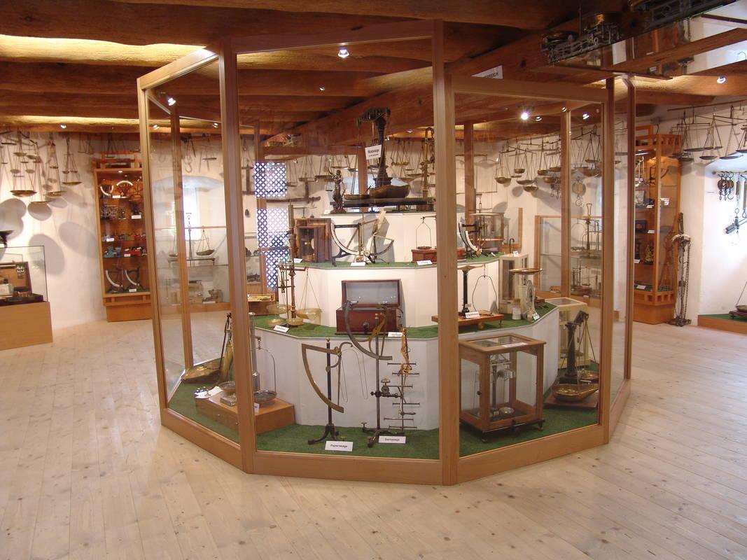 Waagenausstellung im Landtechnikmuseum