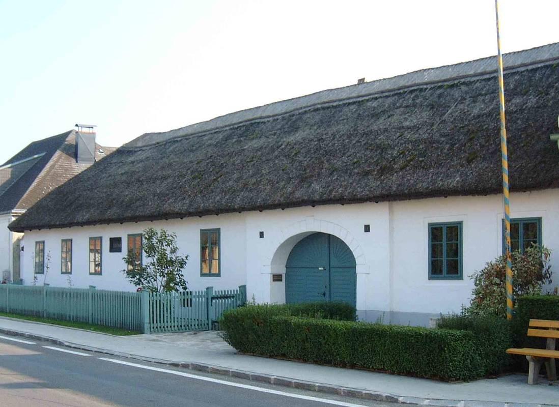 Geburtshaus von Joseph und Michael Haydn