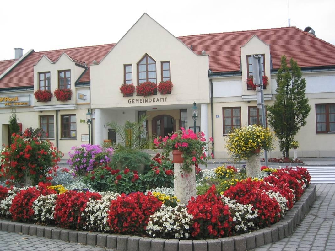 Hauptplatz Hof am Leithaberge
