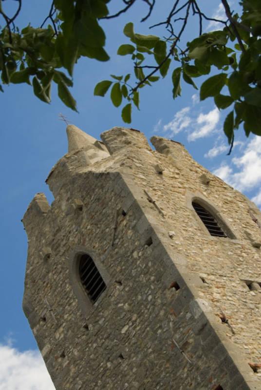 Wehrkirche Scharndorf