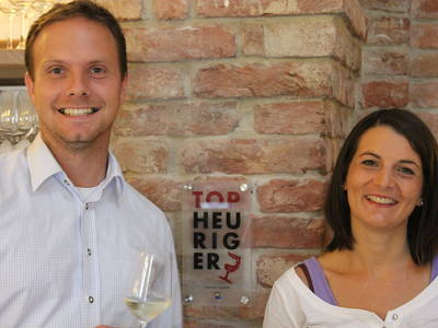 Weinbau und Heuriger Dam