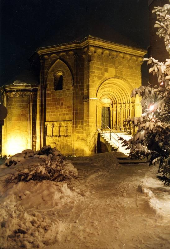Tullner Karner bei Schnee
