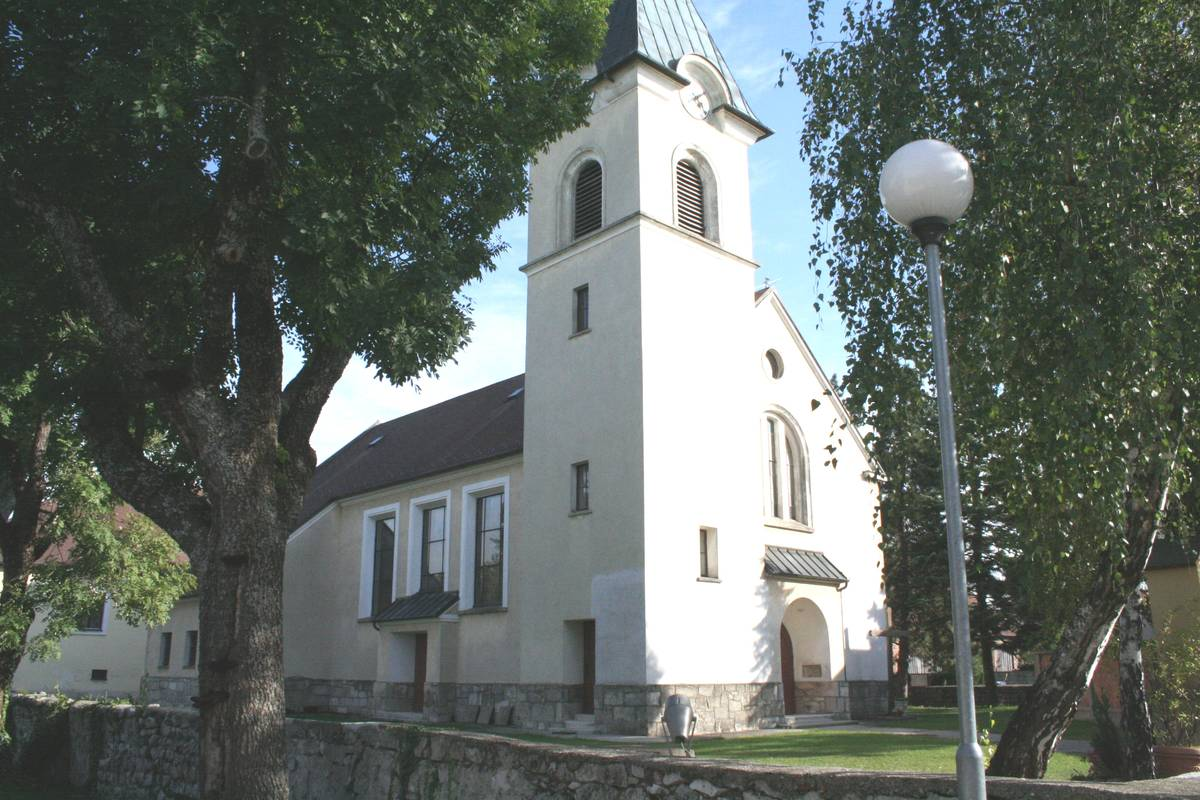 Kirche Pischelsdorf