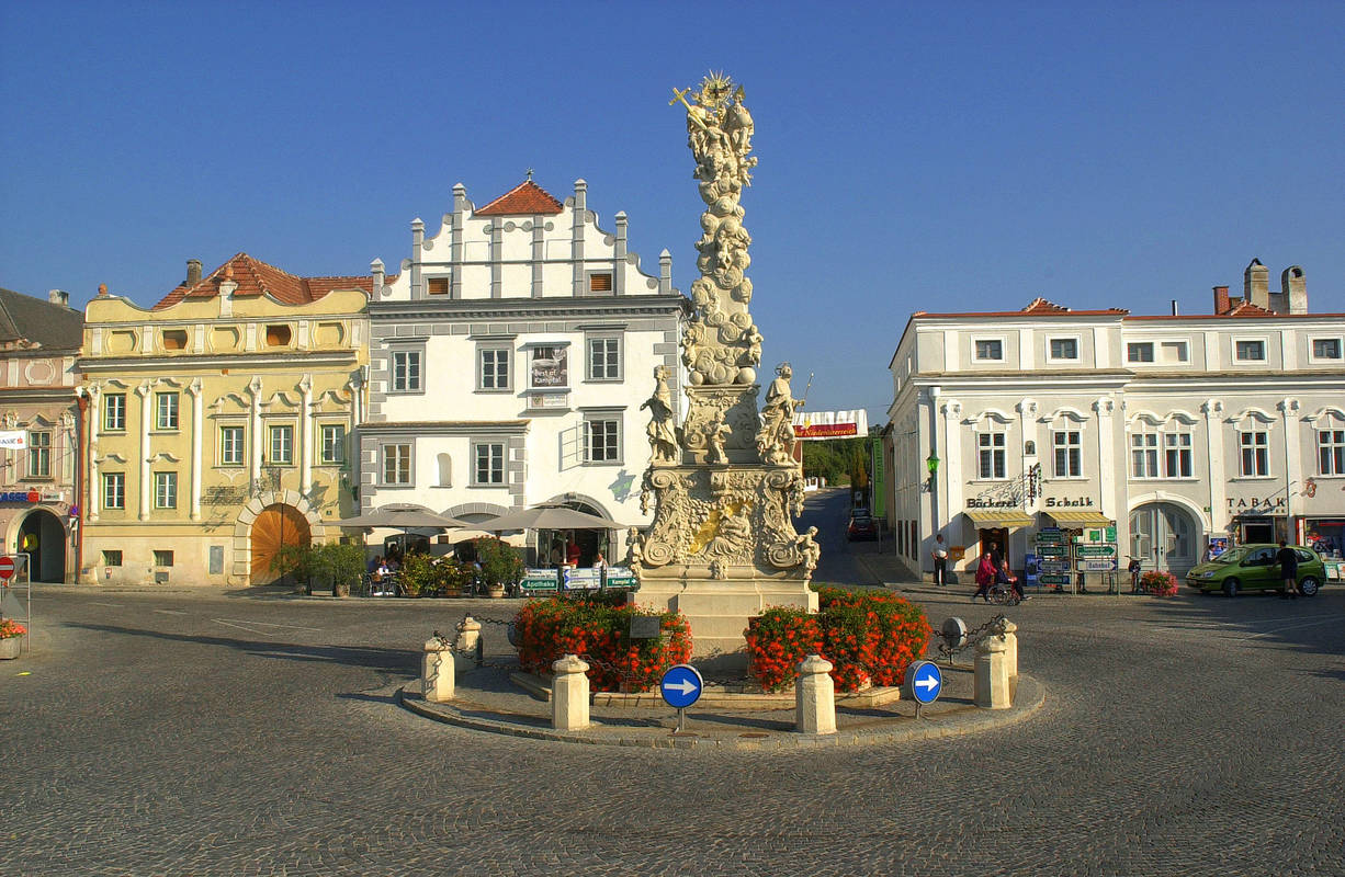 Langenlois Kornplatz