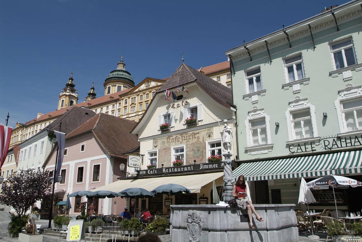 Altstadt von Melk