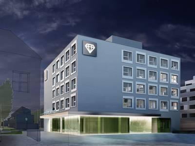 Diamond City Hotel mit Diamond Lounge