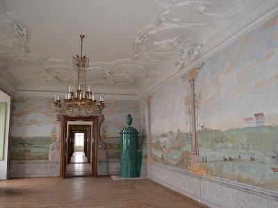 Innensacht Schloss Stetteldorf
