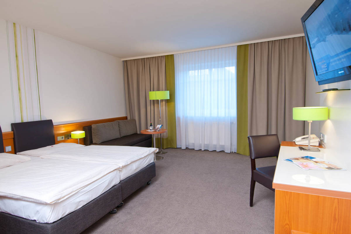 Zimmer im City Hotel Stockerau