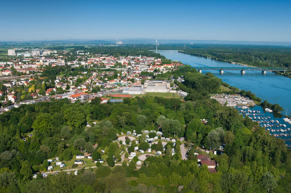 Donaupark Camping Tulln
