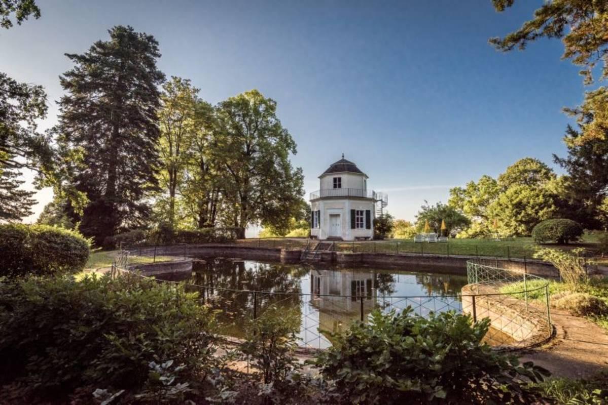 Bade-Pavillon