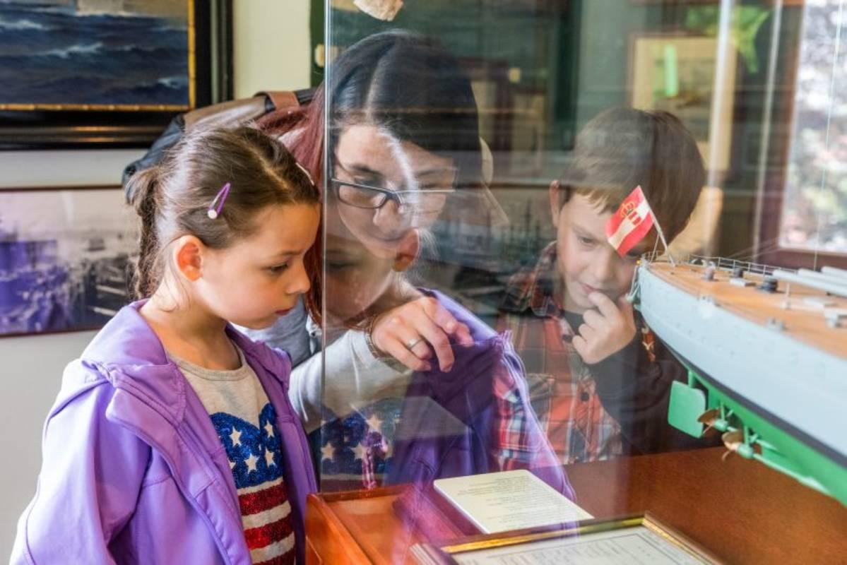 Museum - Geschichte für Kinder