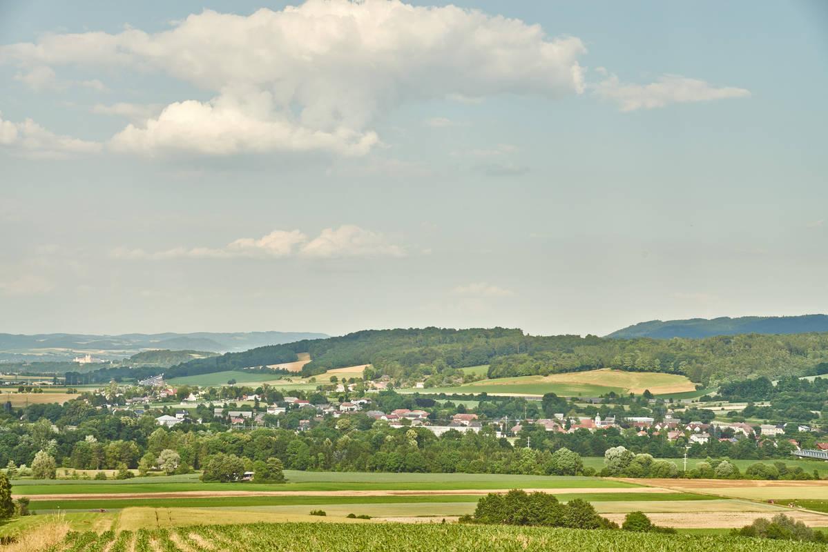 Gemeindegebiet Erlauf
