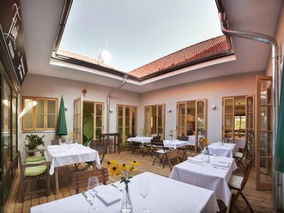 Gastwirtschaft Floh Innenhof