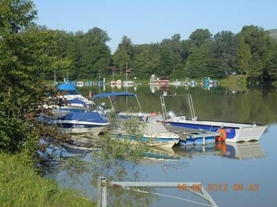Hafen in Krummnußbaum