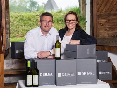 Renate und Johannes Deimel