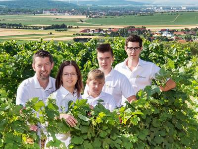 Familie Schoderböck