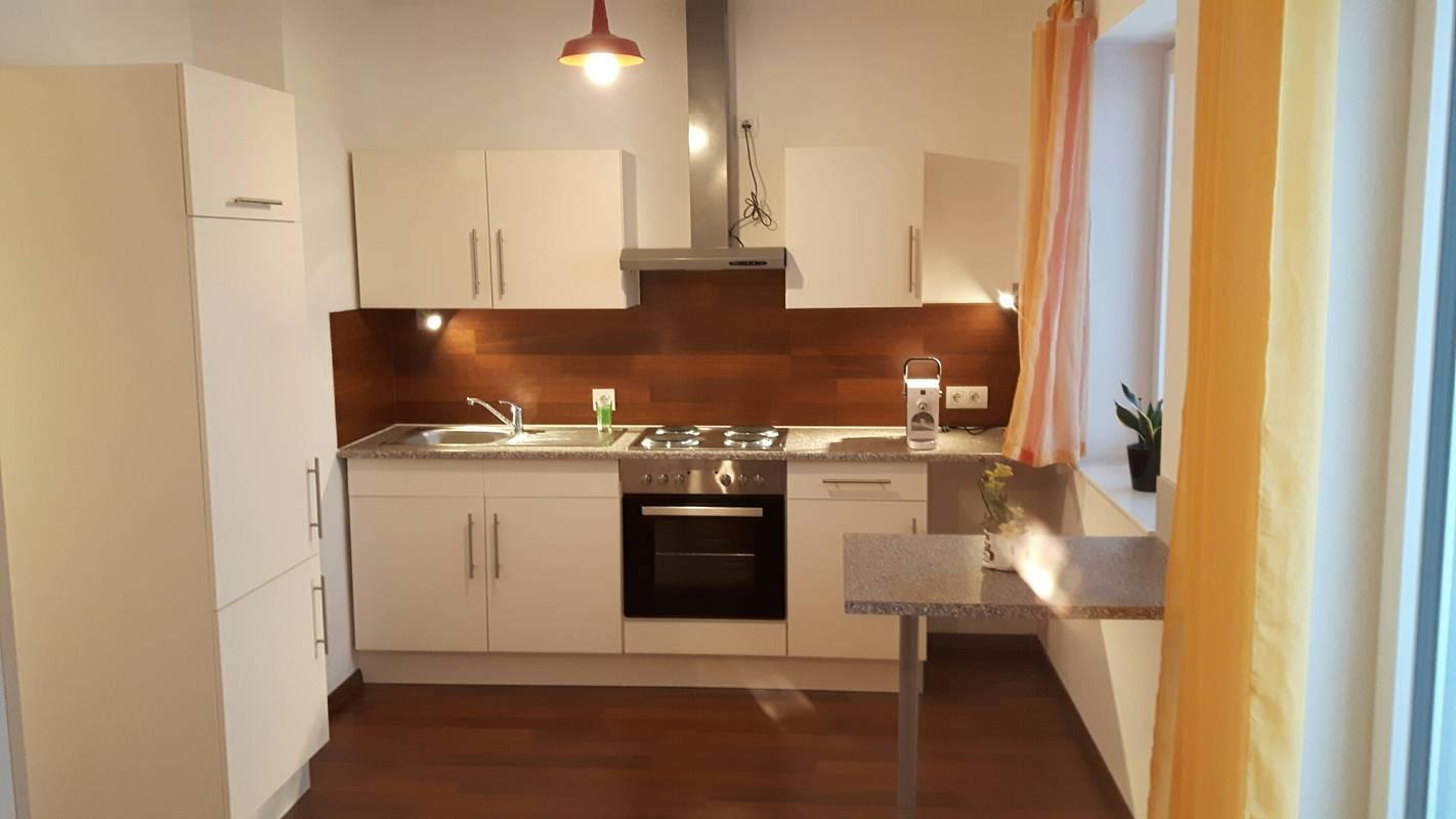 Apartment vor den Toren Wiens, Küche Apartment 2