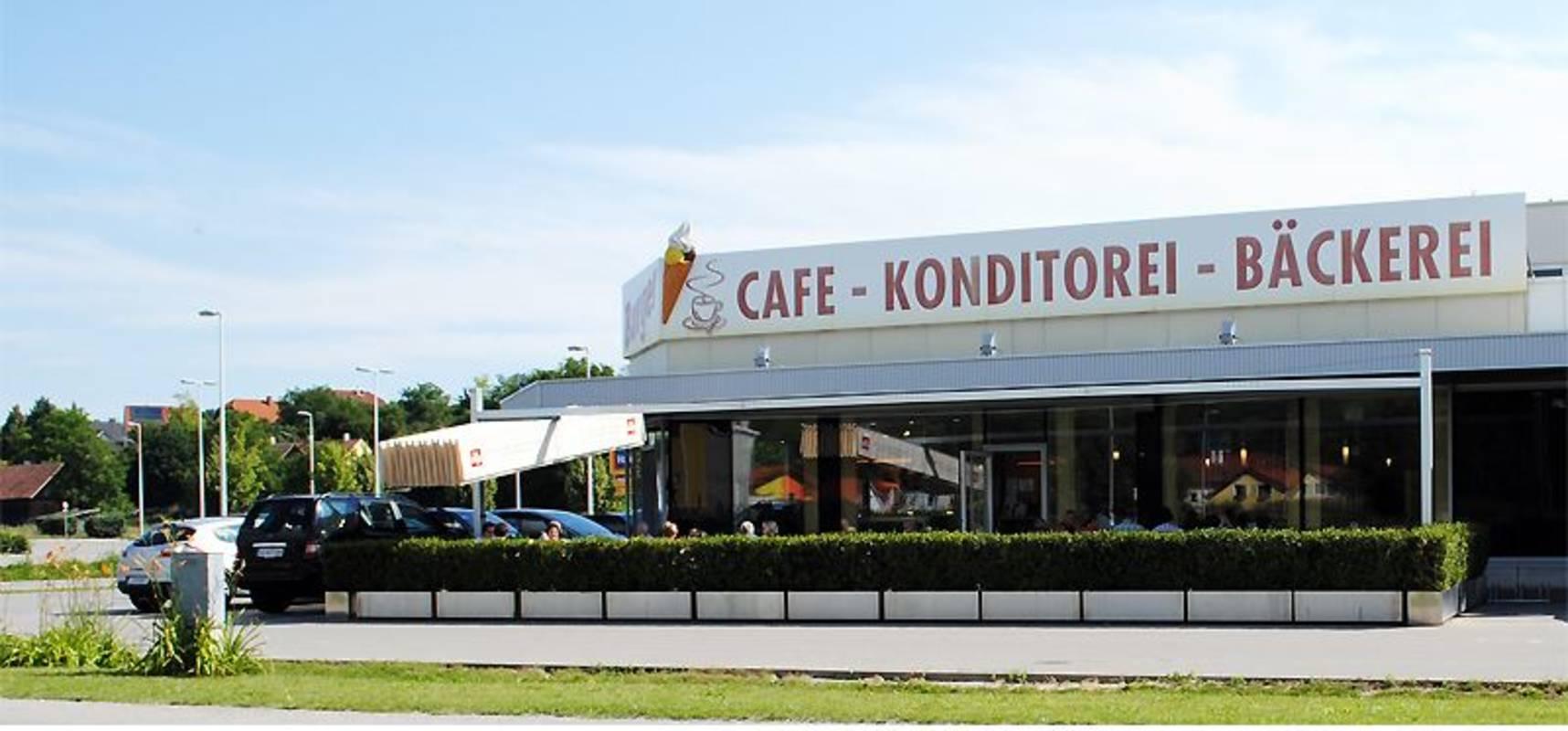 Cafe Bäckerei Burger