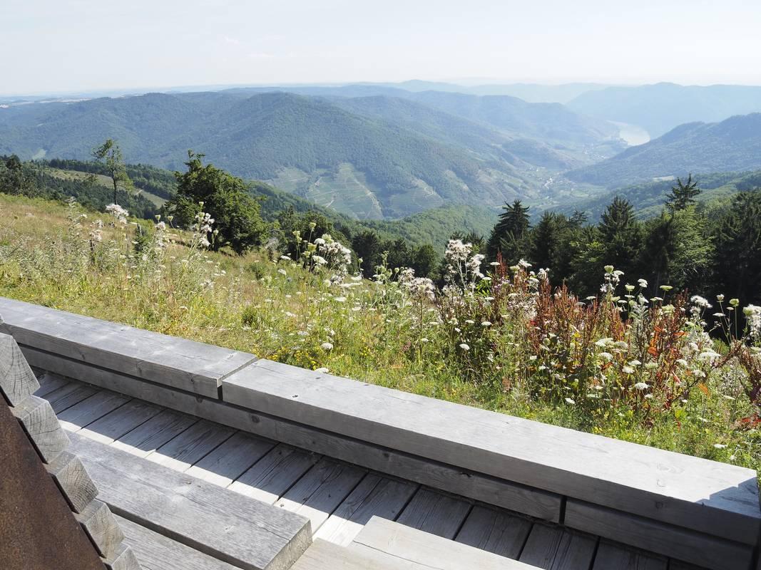 Aussichtsplatz Naturparkhaus