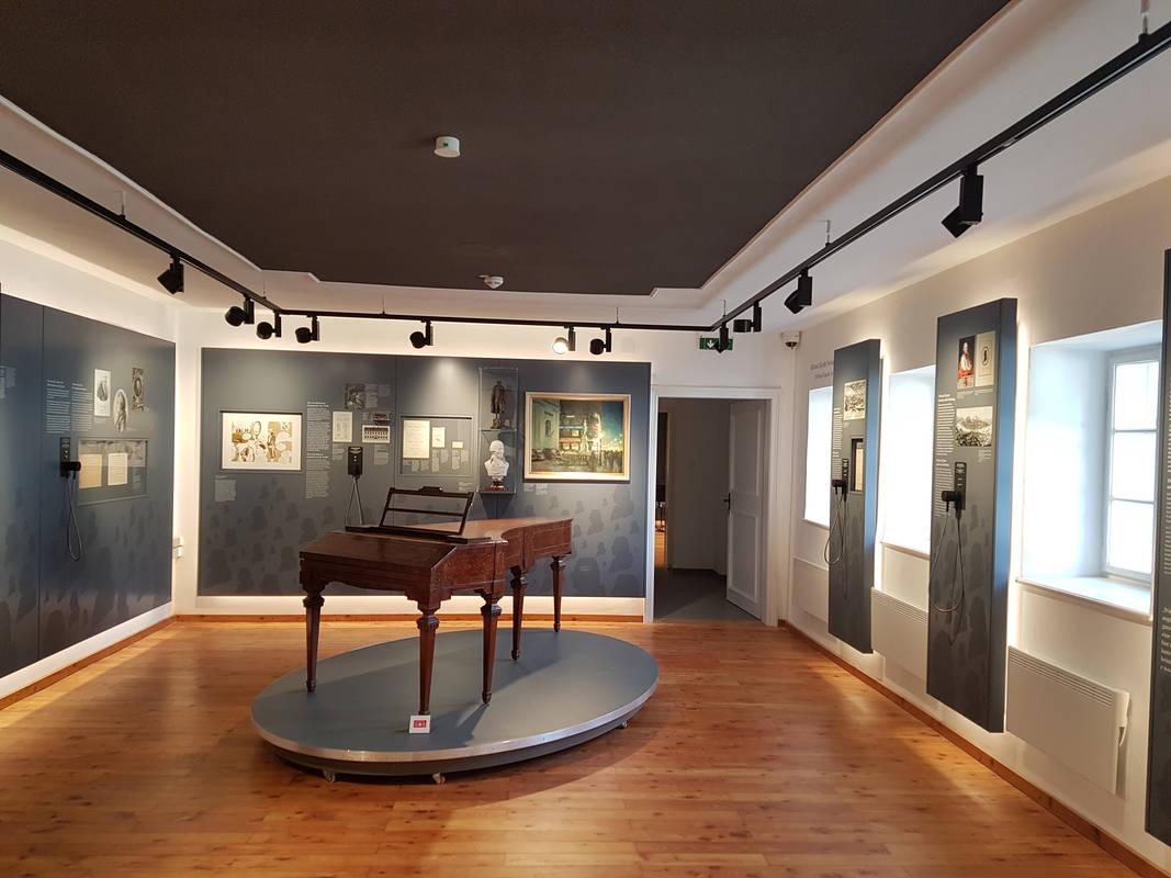 Ausstellung im Haydn-Geburtshaus