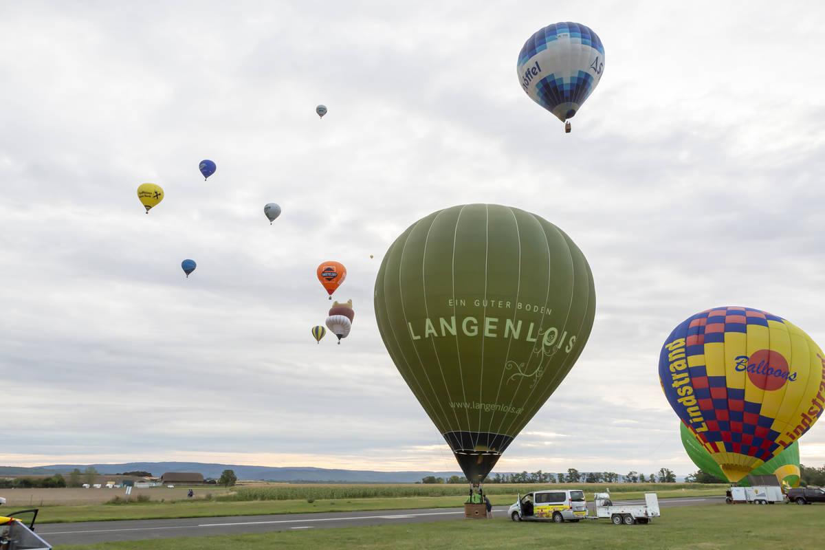 Ballontage Krems-Langenlois 2019
