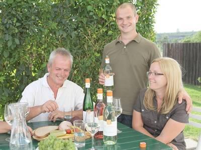 Familie Buchecker