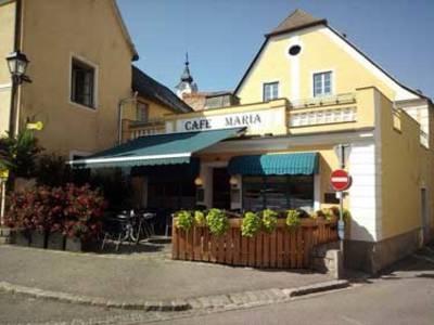 Cafe Maria Aussenansicht