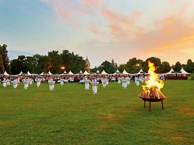 Sommerfest im Schlosspark