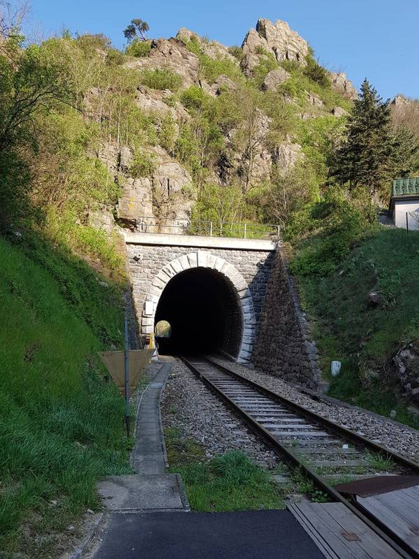Tunnel Dürnstein