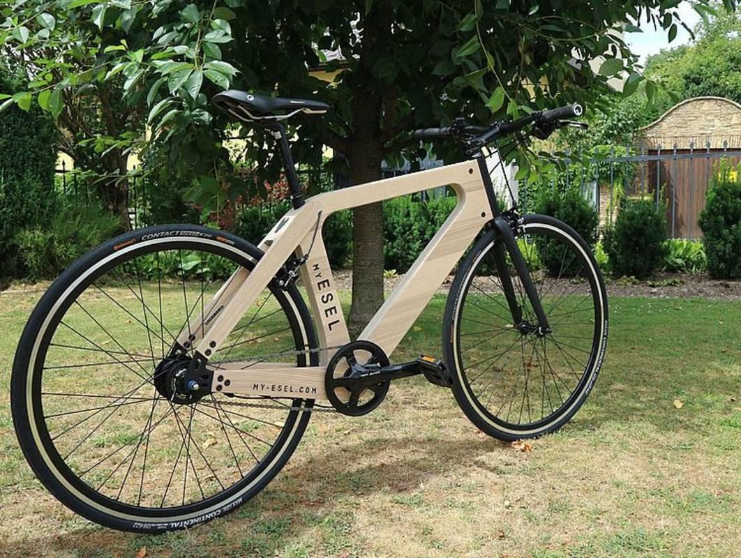 My Esel_Raum und Rad