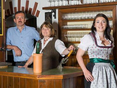 Familie Trautsamwieser