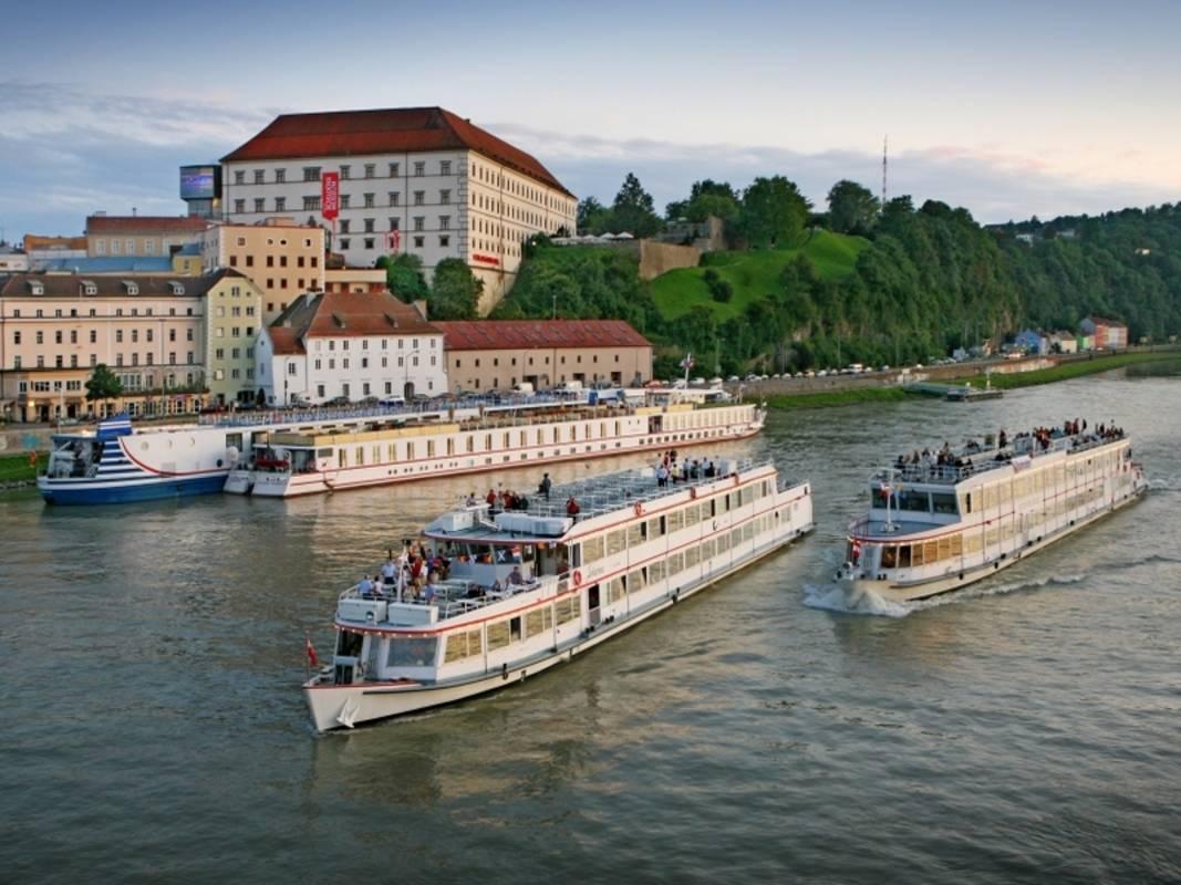Donau Flotte Wurm + Köck © Wurm + Köck