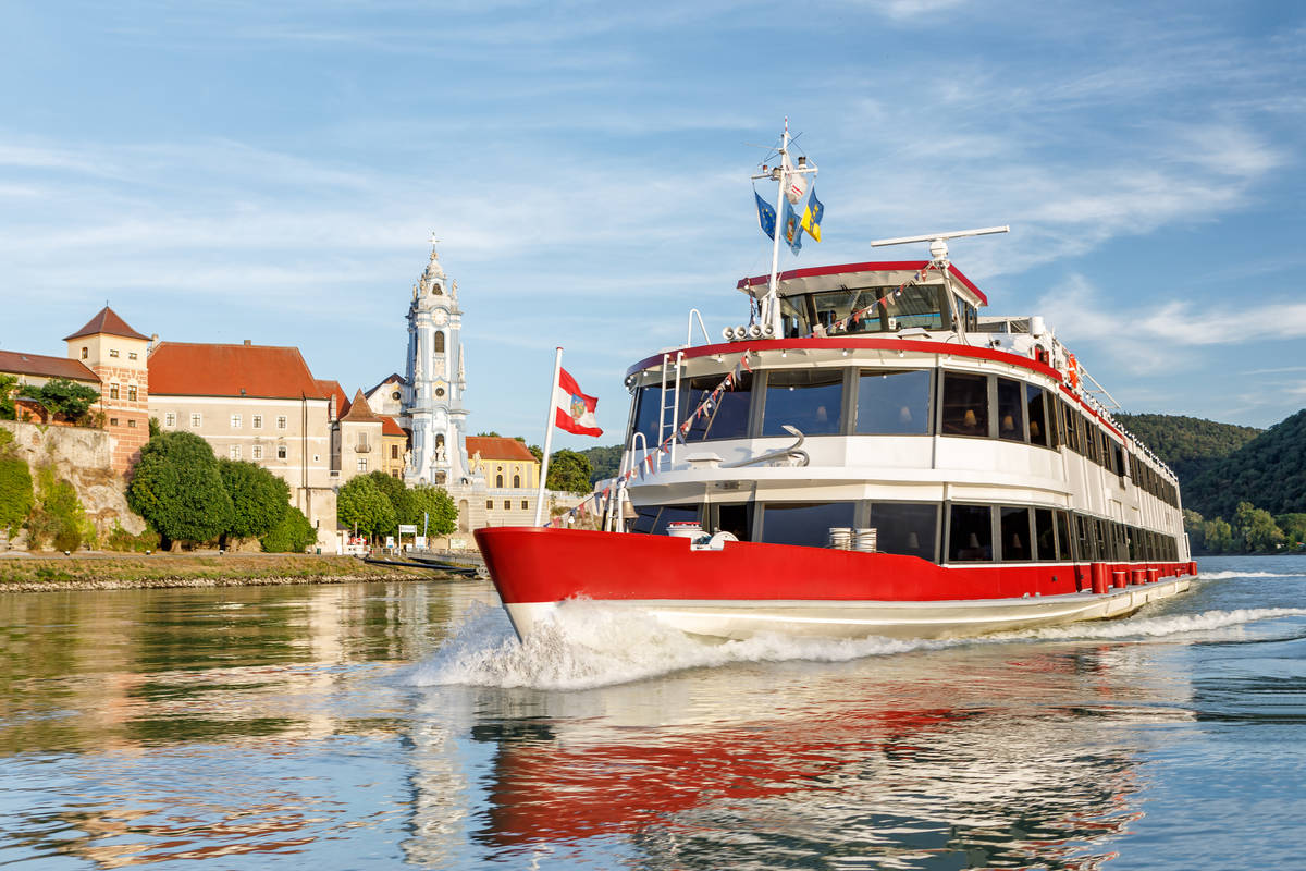 DDSG Blue Danube Schiffahrt