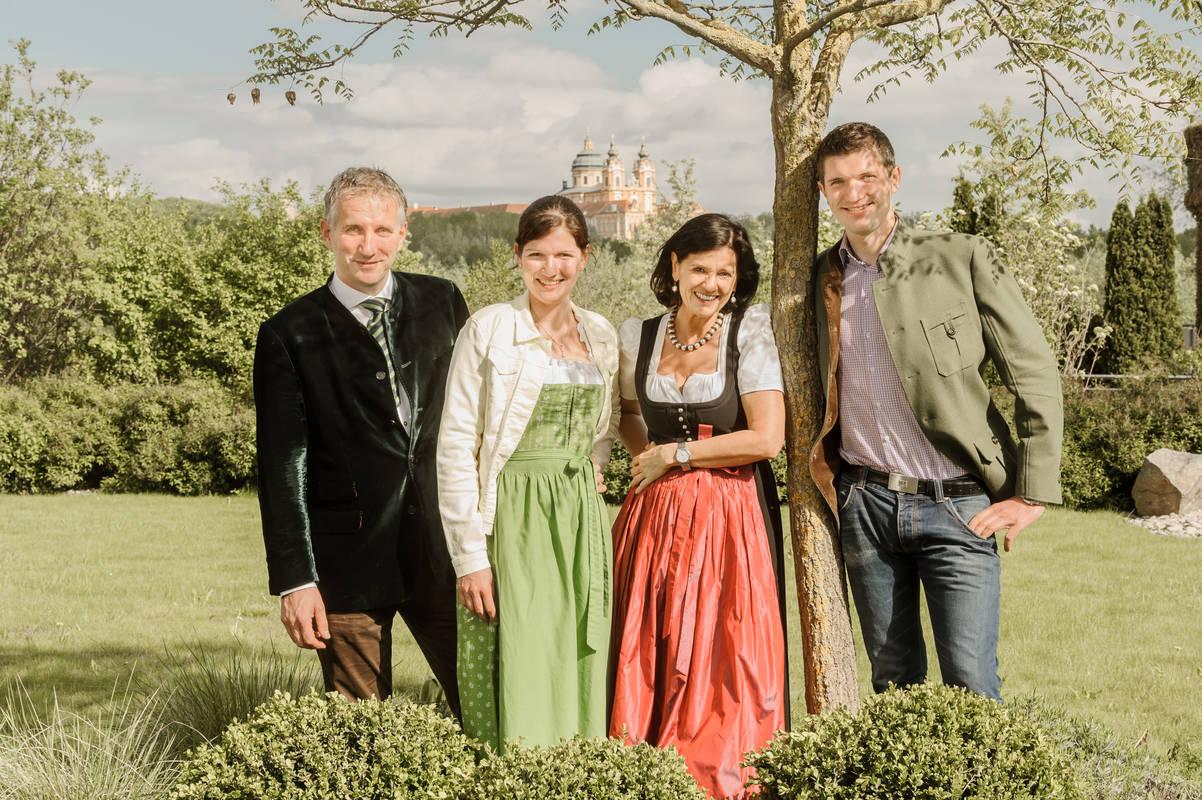 Gastgeberfamilie Pichler