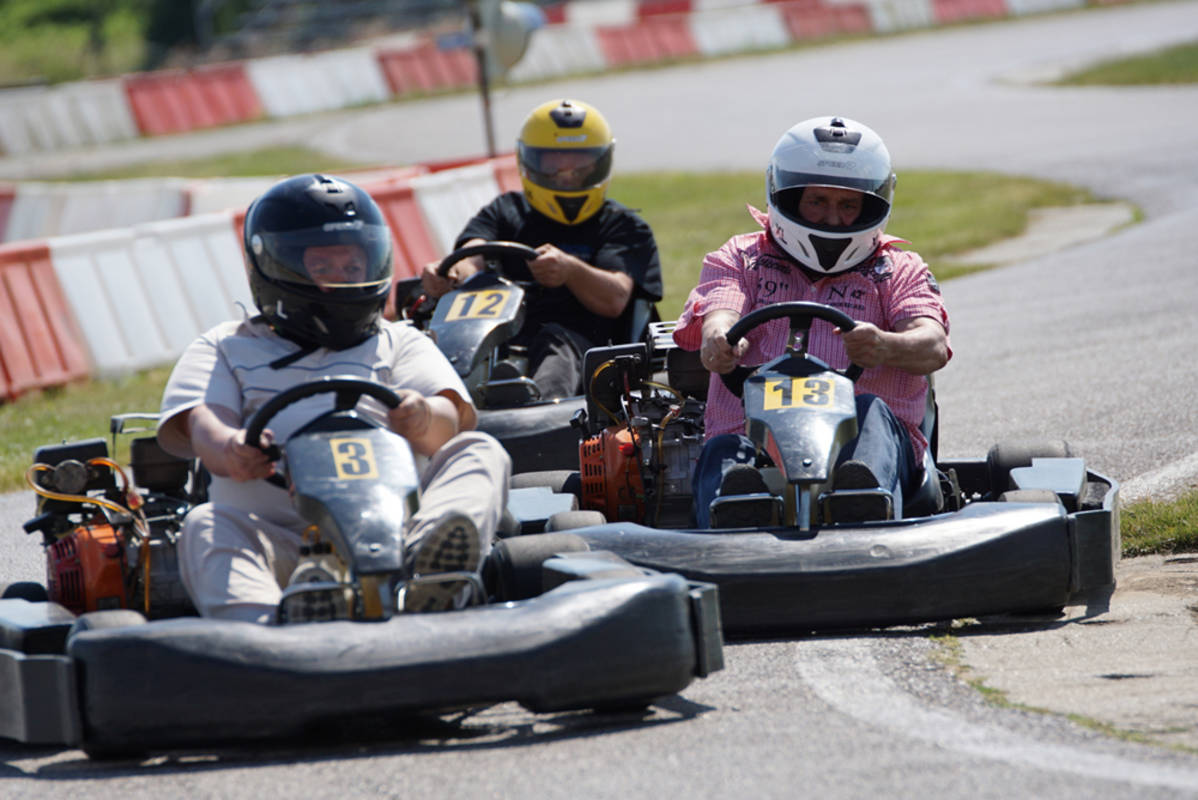 Kartrennen, Speedwortld Pachfurth
