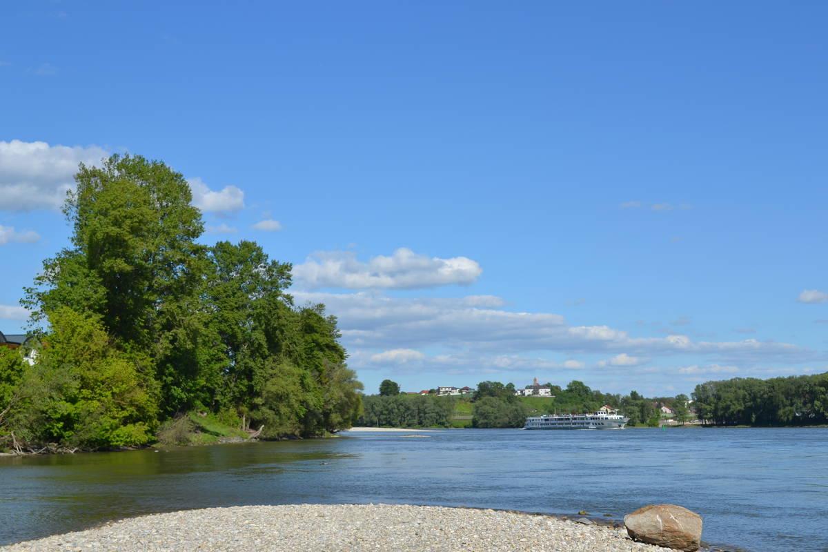 Donau in Hagsdorf