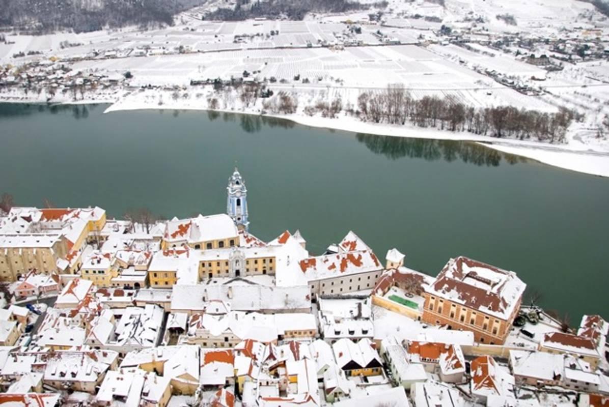 Winter in Dürnstein