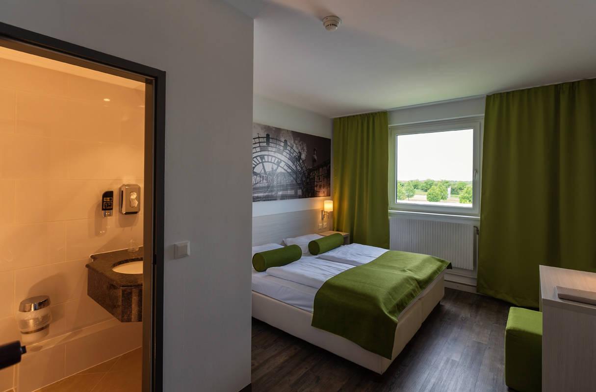 Doppelzimmer im Lifehotel Vienna Airport Fischamend