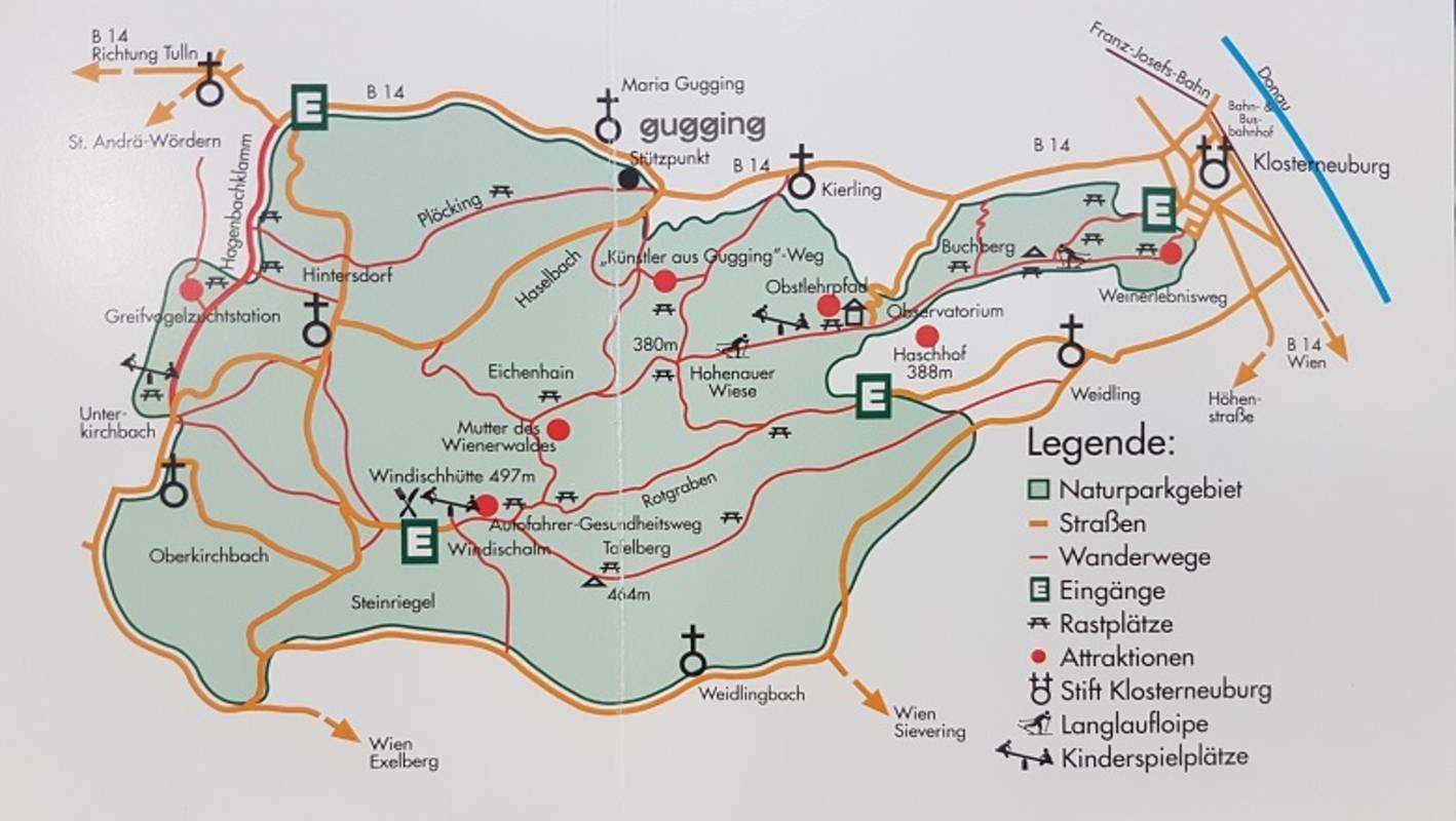 eichenhain-karte