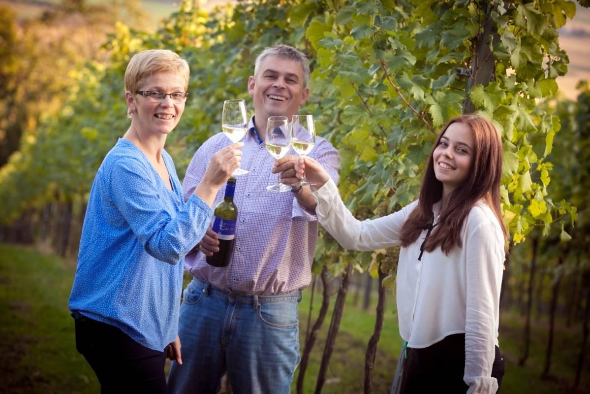 Familie Hromatka-Erber