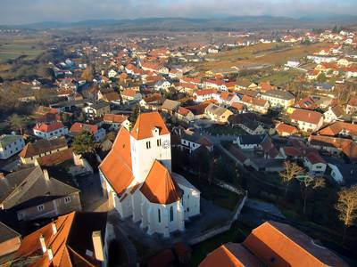 Blick über Lengenfeld