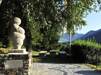 Fundstelle Venus von Willendorf