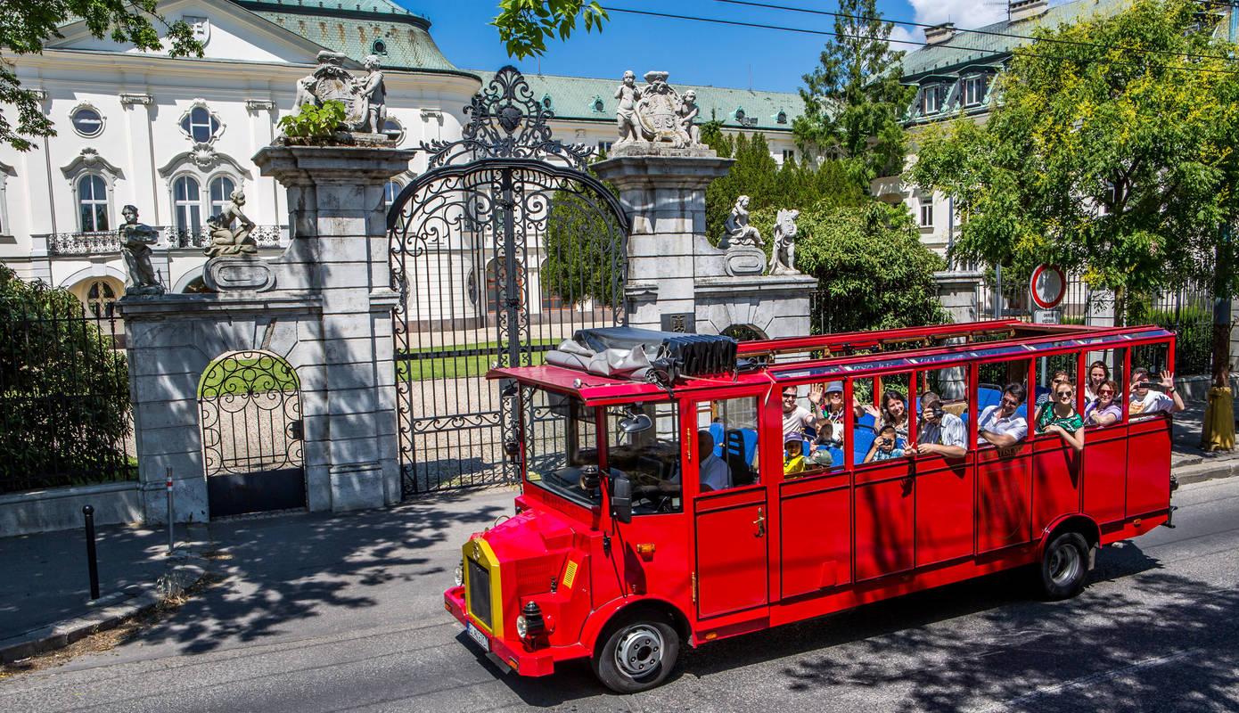Oldtimerbus Bratislava
