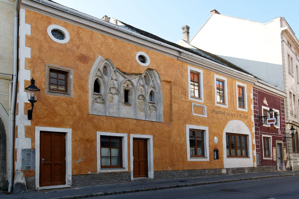 Gasthof zu den 3 Raben, Hainburg/Donau