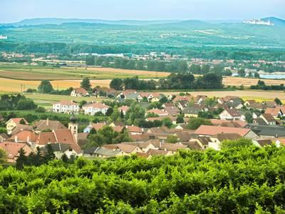 Ortsansicht von Gedersdorf