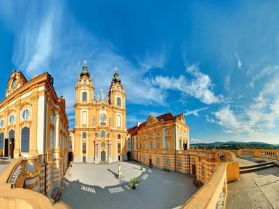 Benediktinerkloster Stift Melk