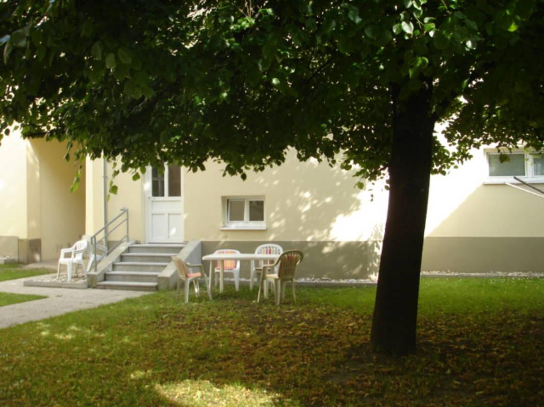 Garten, Apartment Gutmann