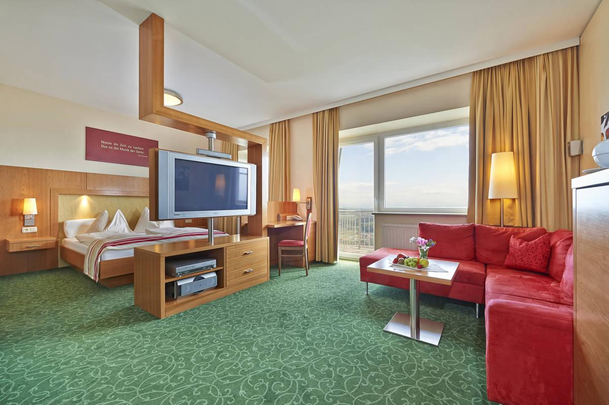 Hotel Schachner Honeymoon Suite