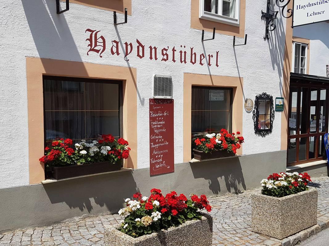 Haydnstüberl Hainburg/Donau